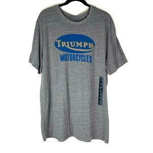 Triumph Motorcycles Lucky Brand Tiger T-Shirt